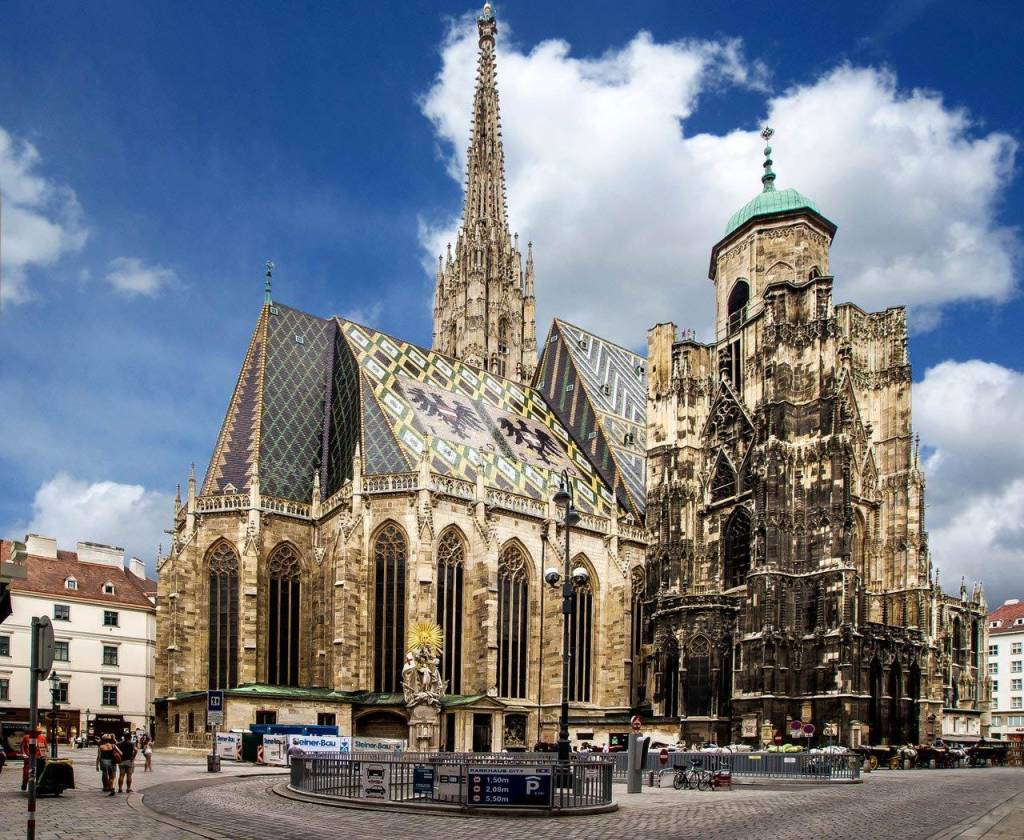 Vienna St. Stephen's Cathedral (Stephansdom)