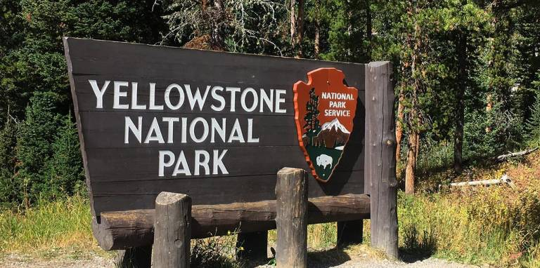 Yellowstone National Park Travel Plan