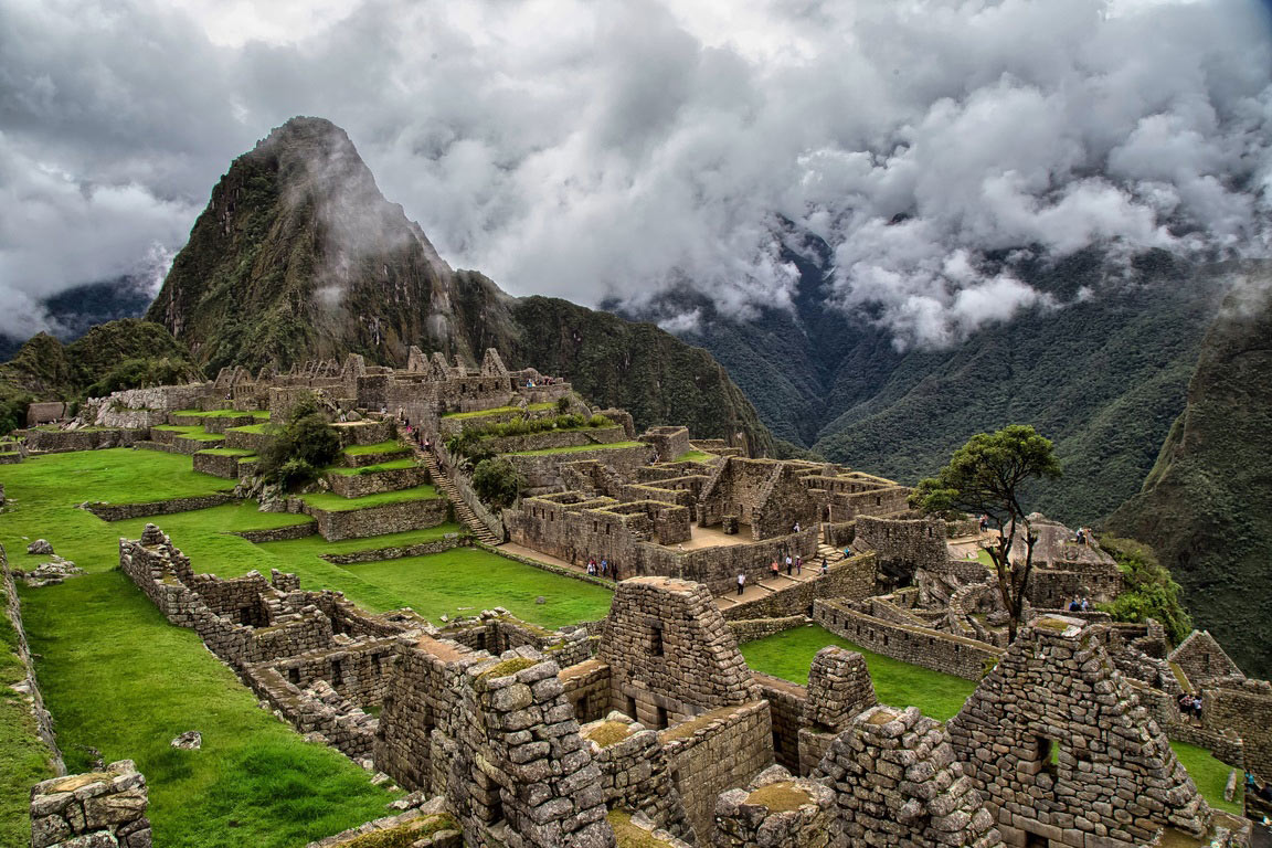 Machpicchu, Peru World Heritage Site